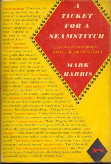 A Ticket for a Seamstich. MARK HARRIS