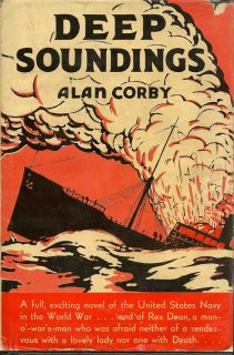 Deep Soundings. ALAN CORBY