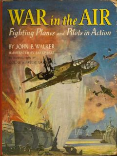War in the Air. JOHN B. WALKER.