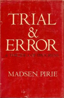 Trial and Error. MADSEN PIRIE