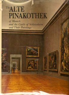 The Alte Pinakothek of Munich