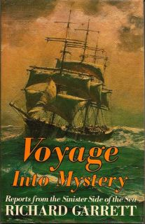 Voyage Into Mystery. RICHARD GARRETT