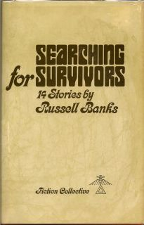 Searching for Survivors. RUSSELL BANKS