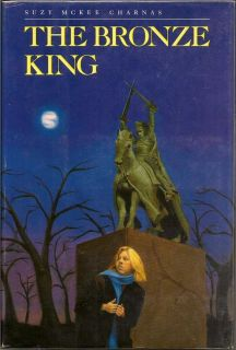 The Bronze King. SUZY MCKEE CHARNAS
