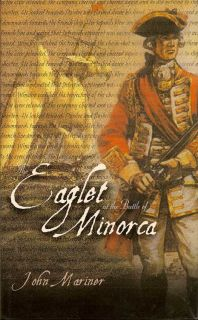 The Eaglet at the Battle of Minorca. JOHN MARINER