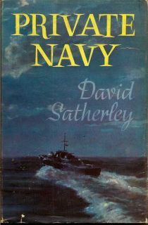 Private Navy. DAVID SATHERLEY